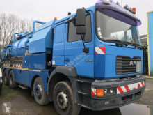 MAN 41.464 used sewer cleaner truck