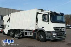 Mercedes waste collection truck 2536 L Actros 6x2, Faun, Variopress 524, Zöller