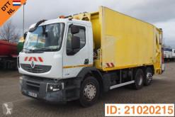 آلة لصيانة الطرق Renault Premium 320 DCI شاحنة قلابة للنفايات المنزلية مستعمل