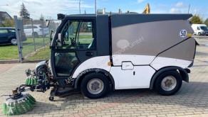 Maquinaria vial camión barredora Hako Citymaster