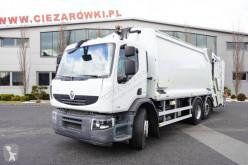 آلة لصيانة الطرق Renault Premium 310 DXI شاحنة قلابة للنفايات المنزلية مستعمل