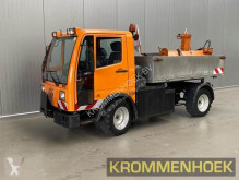 Engin de voirie Unimog UX 100 | Kipper occasion