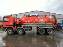 Mercedes-Benz Actros 4140 / KAISER Saugaufbau KWP1600 used sewer cleaner truck