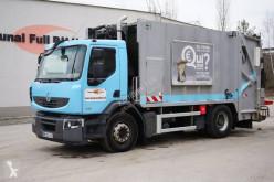 Maquinaria vial Renault Premium 310 DXI camión volquete para residuos domésticos usado