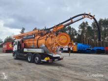 Camion hydrocureur MAN WUKO KROLL KOMBI DO CZYSZCZENIA KANAŁÓW