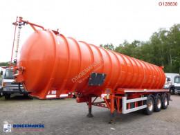 Camion lavastrade Crossland Vacuum tank alu 33 m3 / 1 comp