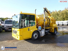 Mercedes Econic 1824 used sewer cleaner truck