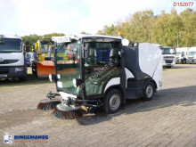 Boschung S2 Urban street sweeper 2 m3 used road sweeper