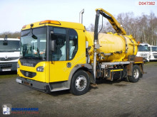 Dennis 1825 vacuum tank 8.1 m3 used sewer cleaner truck