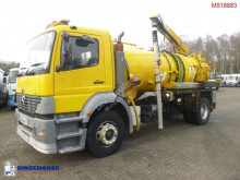 Mercedes Atego 1823 used sewer cleaner truck