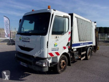 Renault Midlum 220 used waste collection truck
