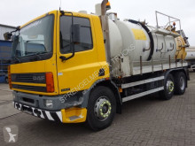 DAF 75-270 used sewer cleaner truck