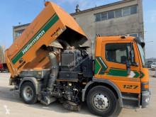 Maquinaria vial Mercedes Atego 1523 camión barredora usado