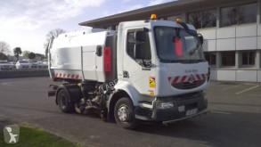 Maquinaria vial camión barredora Renault Midlum 220.12