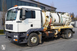 MAN TGM 18.240 used sewer cleaner truck
