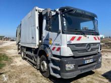 Maquinaria vial Mercedes Axor 1829 NL camión volquete para residuos domésticos usado