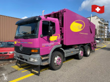 Mercedes 2128 6x2 used waste collection truck