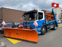 Scania P Scania p310 Schneepflug und Streuer camion saleuse-déneigeuse occasion
