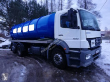 Mercedes Axor 2533 used sewer cleaner truck