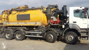 Mercedes sewer cleaner truck Axor 4140