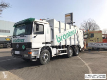 Mercedes Actros 2531 used waste collection truck