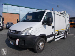 Iveco Daily 65C15 COMPATTATORE used waste collection truck