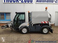 Multicar Tremo X56 4x4 Straßen-Hochdruckreiniger 300 Bar camion cu echipament de măturat străzi second-hand