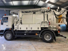 MAN 18 280 used sewer cleaner truck