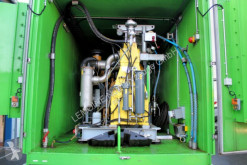آلة لصيانة الطرق شاحنة ضخّ مائي Hammelmann Hammelmann HDP 502+HDP 172 HD-Pumpe Container