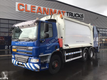 Maquinaria vial DAF CF 250 camión volquete para residuos domésticos usado