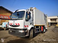 Maquinaria vial camión volquete para residuos domésticos Renault Midlum 270DXI