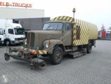 Camion spazzatrice SAURER BERNA