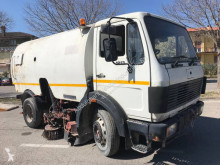 Mercedes SK 1213A used road sweeper
