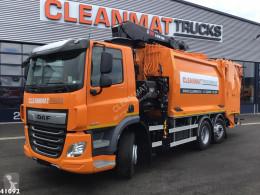 DAF CF 340 tippvagn för sopor ny