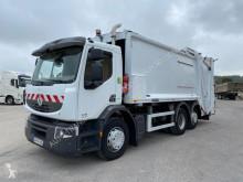 Maquinaria vial camión volquete para residuos domésticos Renault Premium 320 DXI