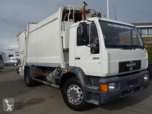 MAN 18.284 used waste collection truck