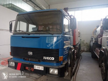 Iveco Turbotech 190.38 camion hydrocureur occasion