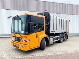 Mercedes waste collection truck Econic 2633 LL 6x2/4 NLA 2633 LL 6x2/4 NLA, Lenkachse, FAUN Rotopress 518, AT-Motor!