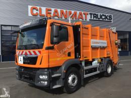 MAN TGM 18.250 BL camion benne à ordures ménagères occasion