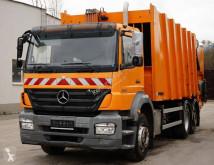 Mercedes Axor 2533 camion benne à ordures ménagères occasion