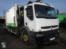 Renault Premium 420 DCI used waste collection truck