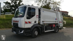 Renault Midlum 240.12 used waste collection truck