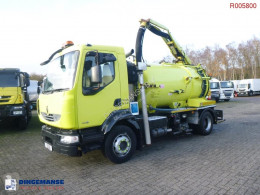 Renault Midlum 180.14 used sewer cleaner truck