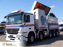 Mercedes Actros used sewer cleaner truck