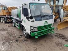 Isuzu used sewer cleaner truck