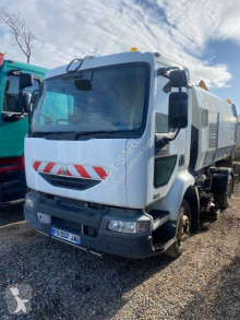 Renault road sweeper Premium 220
