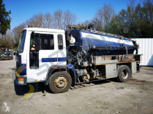 Volvo F6 used sewer cleaner truck