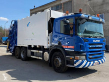 Scania P 380 used waste collection truck