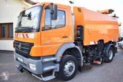 Faun Viajet MERCEDES-BENZ AXOR 1823 7 R/L SWEEPER *TOP AUTO* tweedehands veegwagen