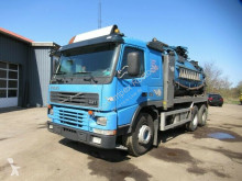 Volvo FM FM 7 310 6x2, Inconsult 10,6 cbm, Vacpumpe PN200 used sewer cleaner truck